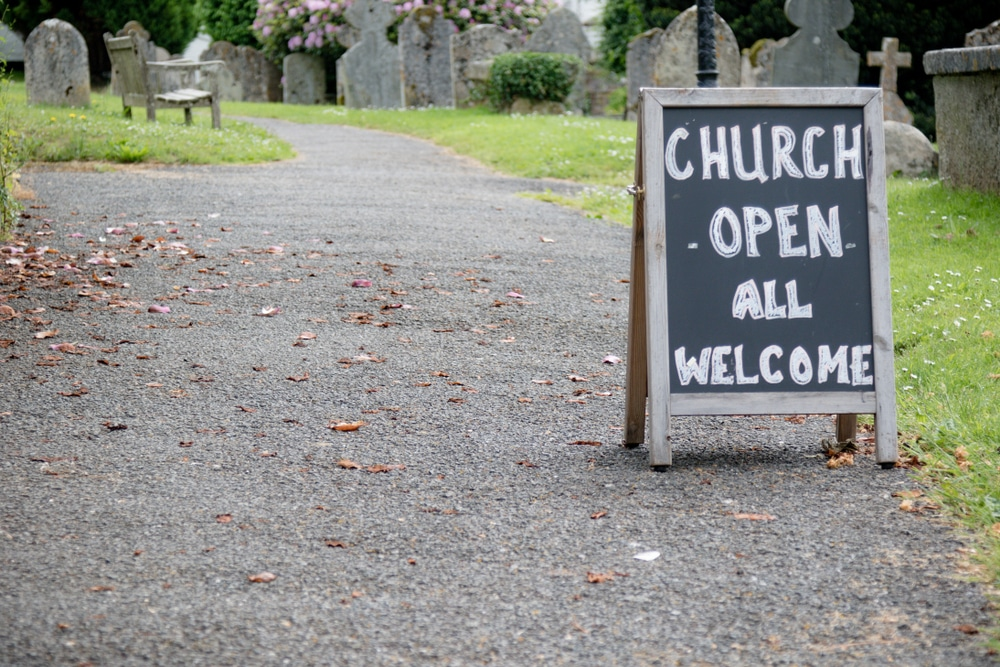 The Idiot's Guide to ReOpening Your Church