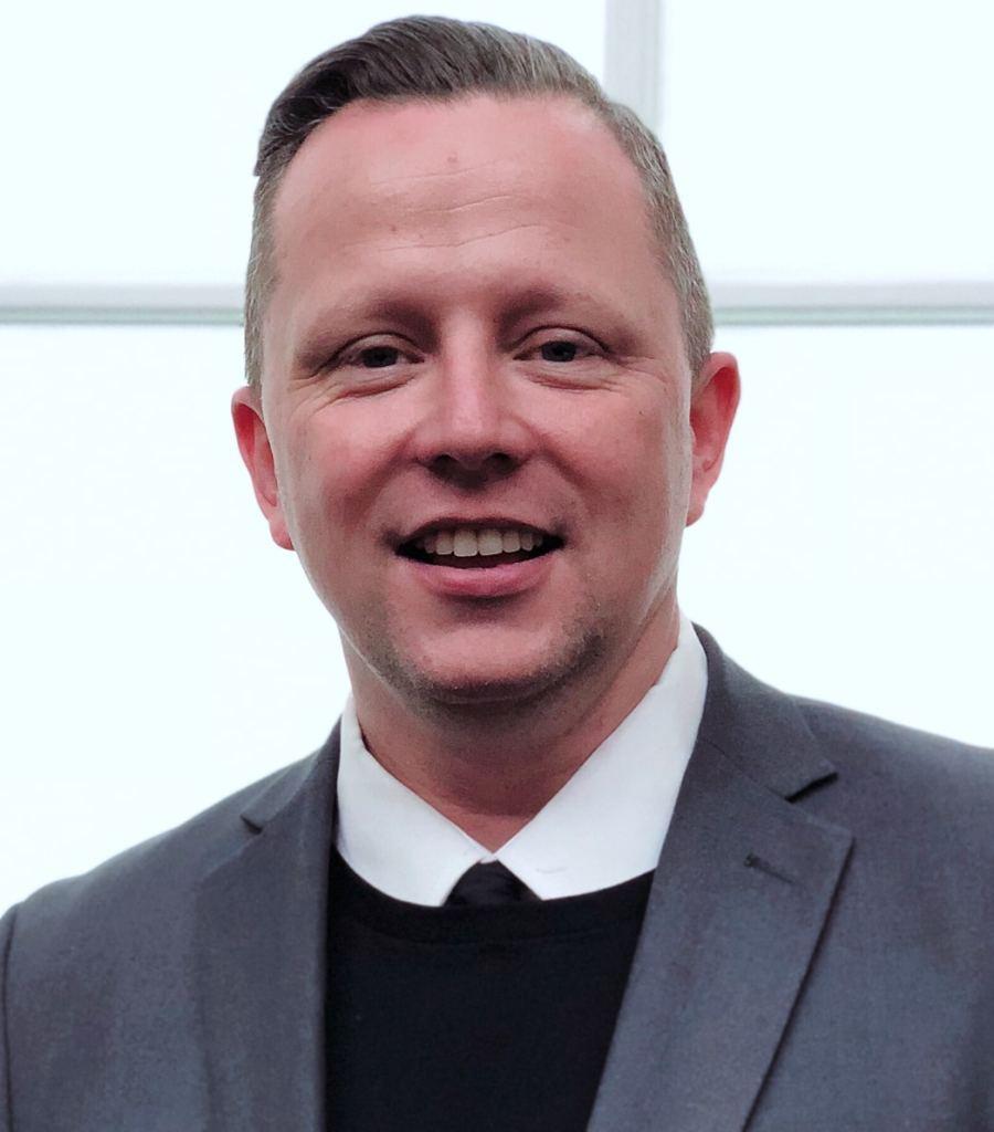 Headshot of Jon Tyson
