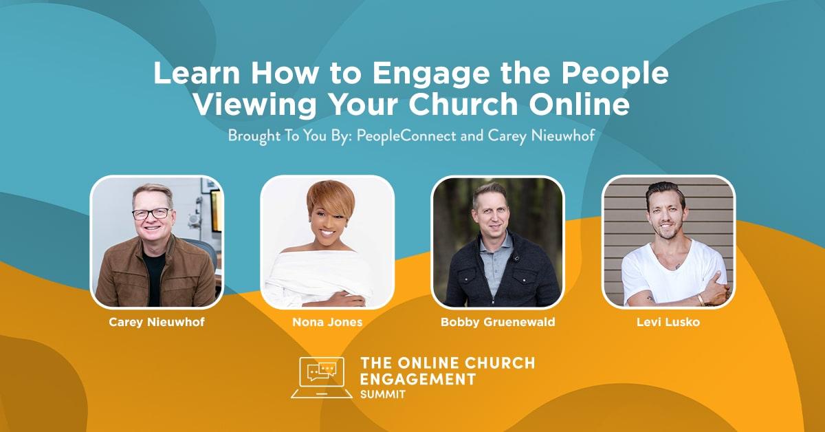 Online Church Engagement Summit