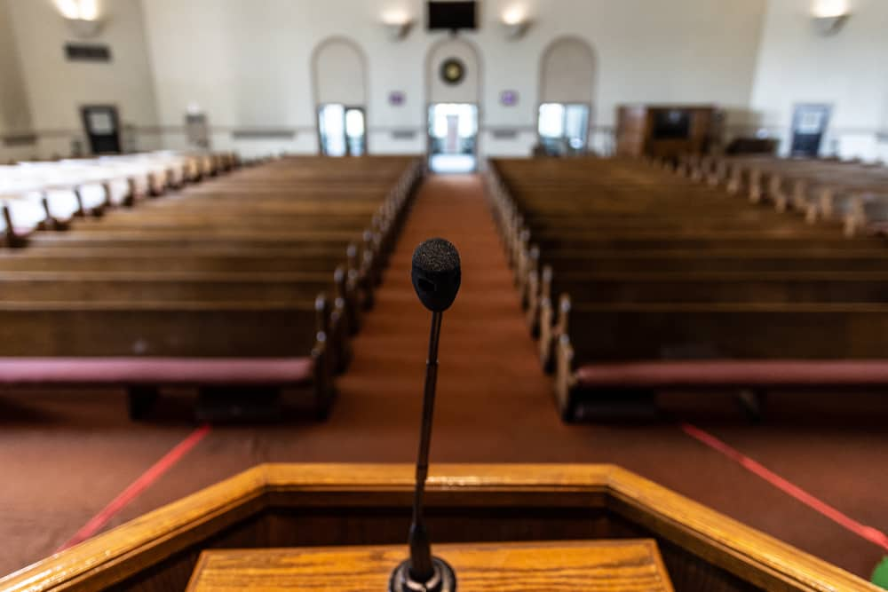 The Coming Church Split (It's Not What You Think)