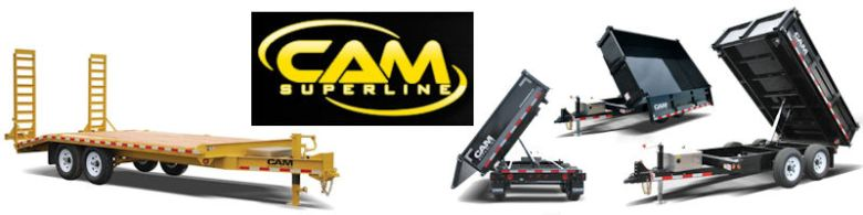 CAM Superline Trailers Massachusetts