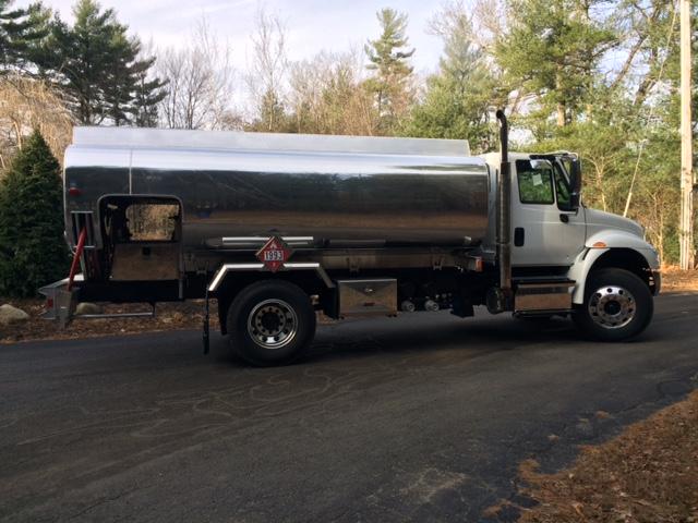Carey - Aluminum Tanker Truck