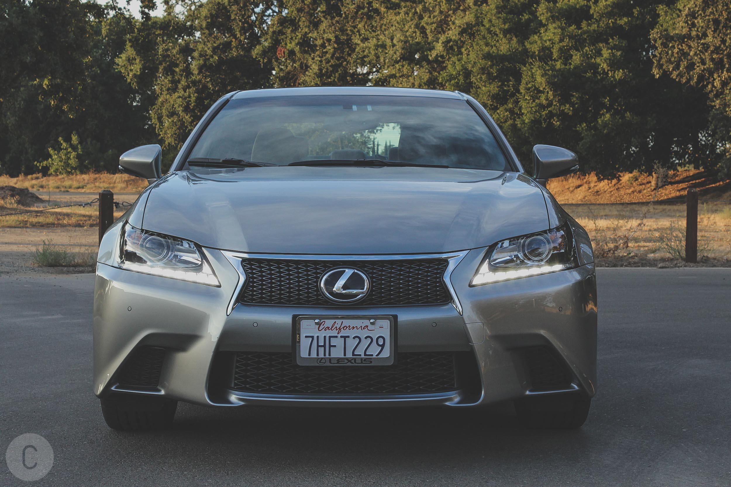 2015 Lexus GS 350 F SPORT • Carfanatics Blog