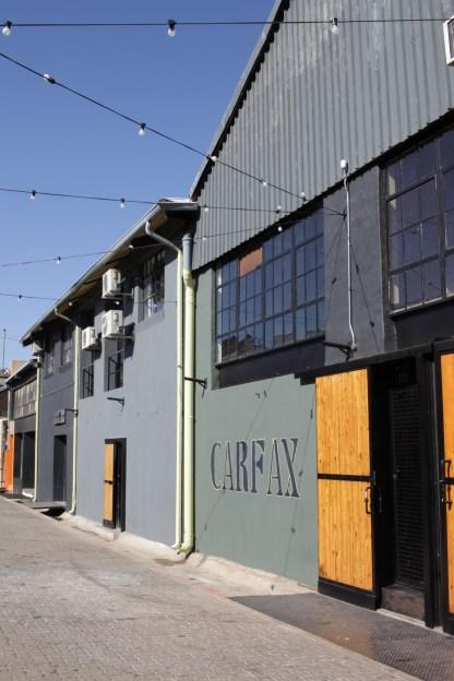 Carfax Entrance