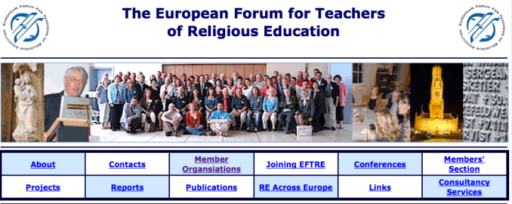 EFTRE: European Forum for Teachers of Religious Education
