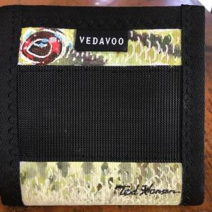 Ted Hansen smallmouth bass wader wallet