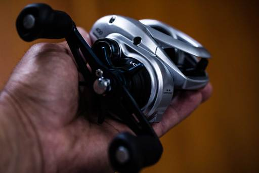New Reel: Shimano Tranx 400