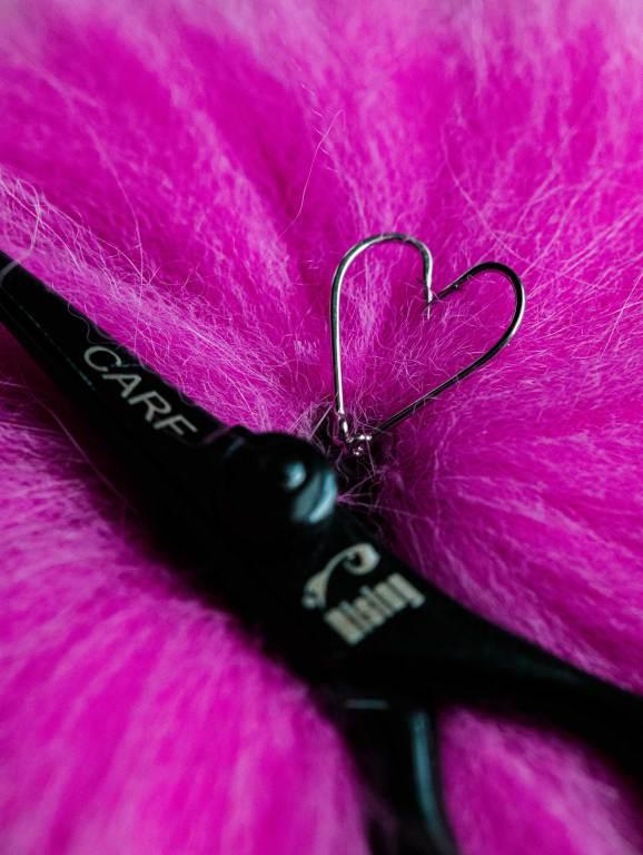 Valentine's Day Hook Hearts