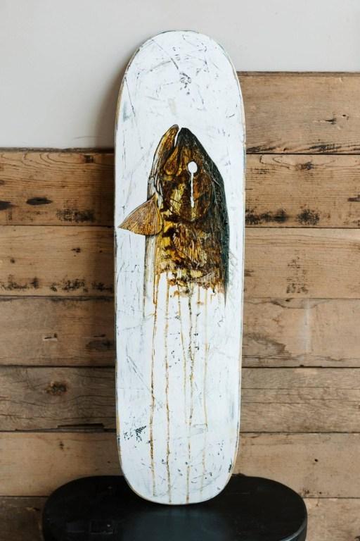 Jake Keeler Skate Unity Art Show