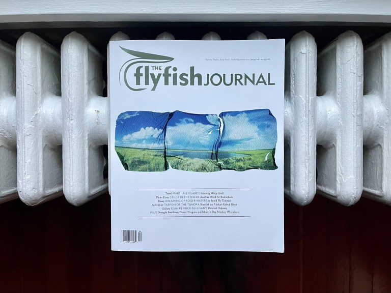 Goal Achieved: The FlyFish Journal