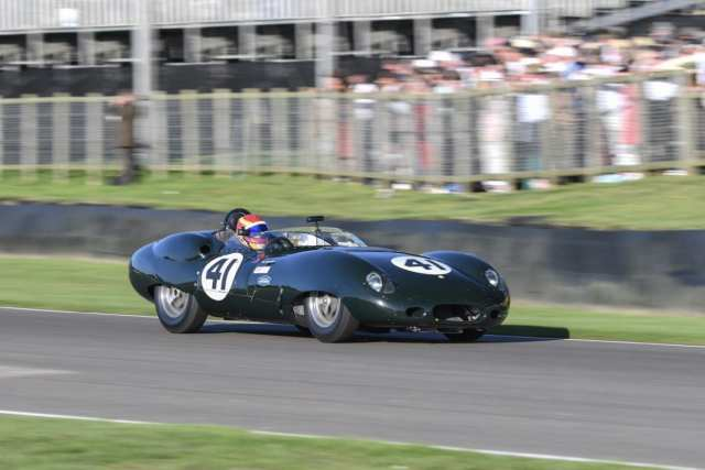 Costin Lister in the Sussex Trophy