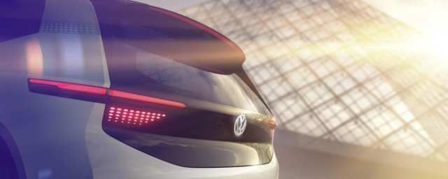 Volkswagen presents an electric car for a new era - Think New
