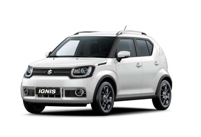 2017 World Car of the Year Nominee - Suzuki Ignis Mini Crossover