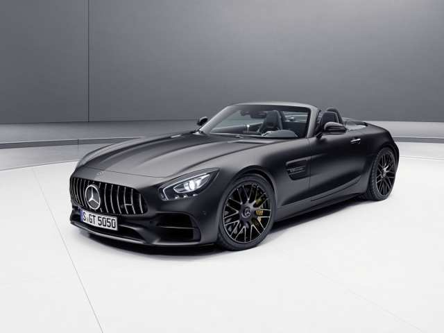 2018 Mercedes-AMG GT C Roadster 'Edition 50'
