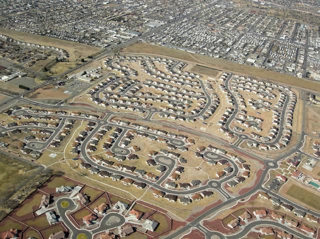 Combattre l'étalement urbain grâce aux éco-quartiers