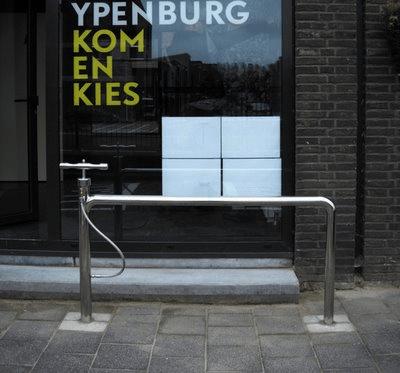 Airgo Rack at Cycleliciousness, the Copenhagen Bike Culture Blog