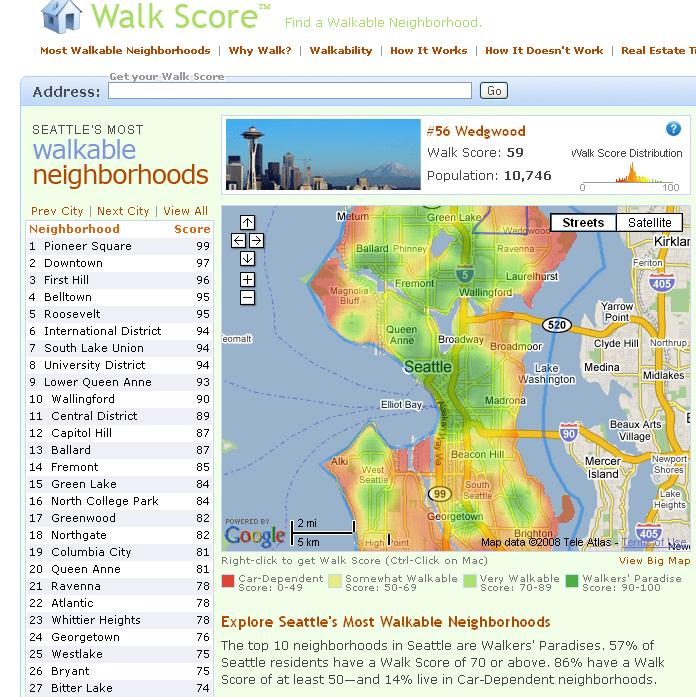 http://www.walkscore.com/rankings/Seattle