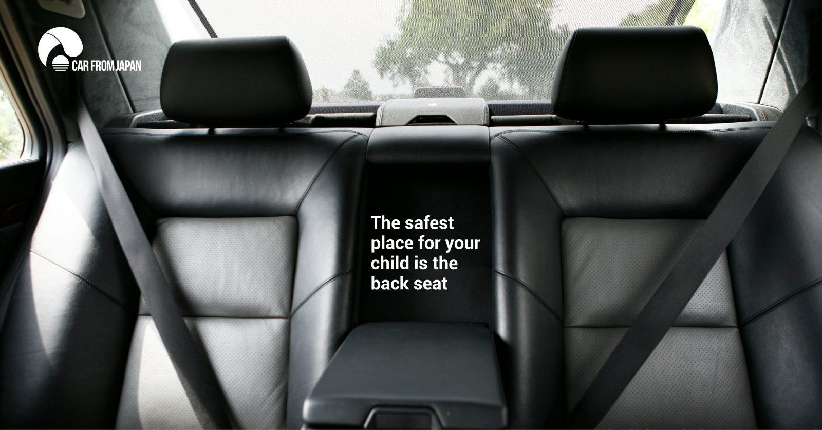 with a Child Car Safety Tips