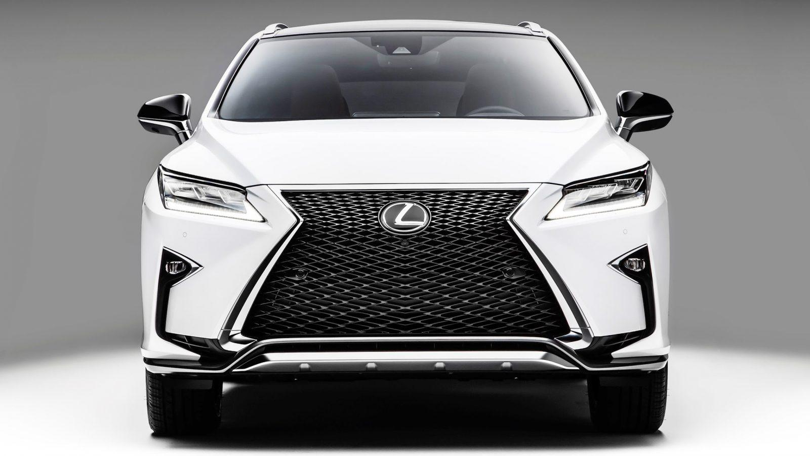 2017 Lexus RX Will Bring a New Shift in Driving CAR FROM JAPAN