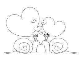 Dibujos Para Dibujar Faciles De Amor Pintados On Log Wall