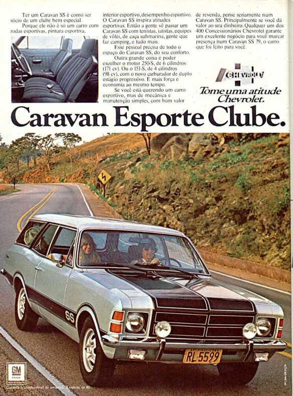 CARAVAN 1979