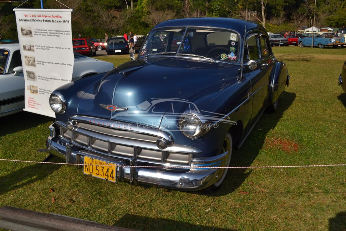 Chevrolet Styleline Sedan de Luxo 1949