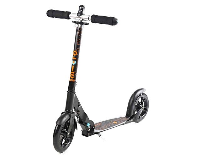 micro interlock black scooter full SA0117 1