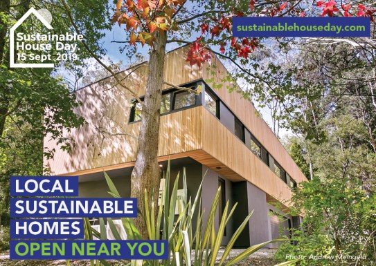 Sustainable House Day – Get involved on Sep 15