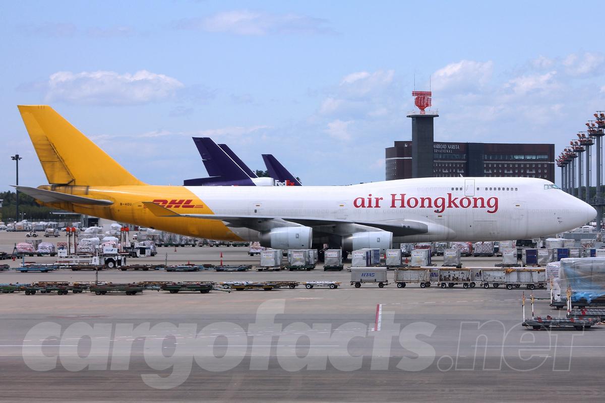Air Hong Kong in Tokyo | Cargo Facts