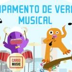 Campamento de verano musical