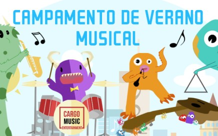 campamento musica infantil