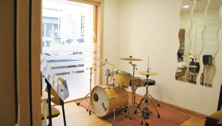 escuela de musica bateria