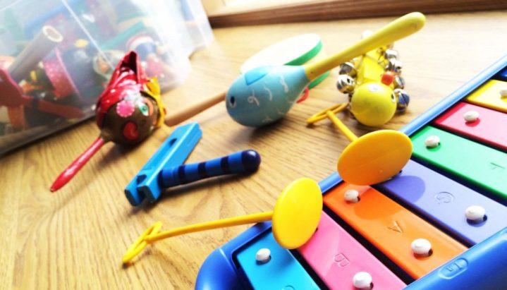 escuela musica infantil