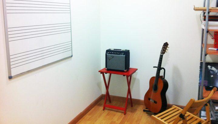 música guitarra