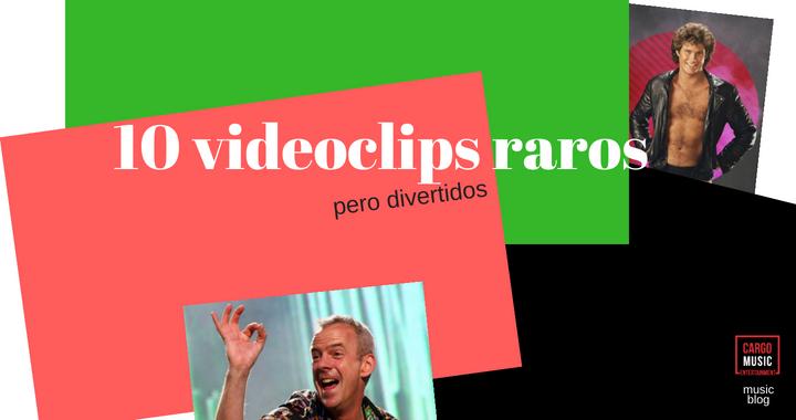 10 videoclips raros
