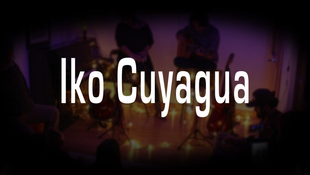 iko cuyagua cargo music