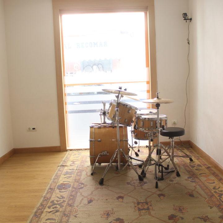 sala de ensayo madrid
