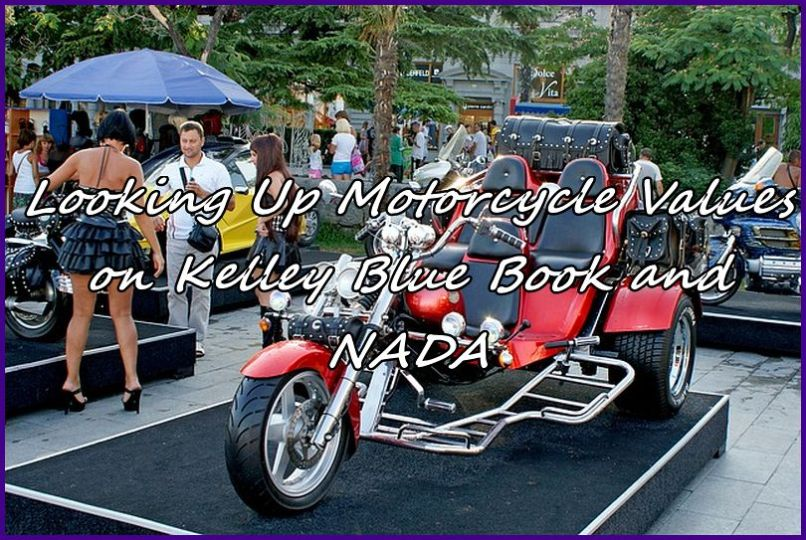 Motorcycle Values On Kelley Blue Book