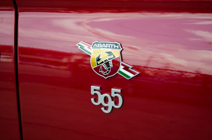 ABARTH 595 Competizione Scorpio