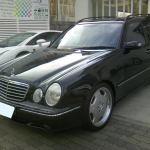 【磨き物語】M.benzE55Wagon