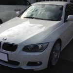 【プレミアムガラスコーティングGENESIS】BMW335i E92