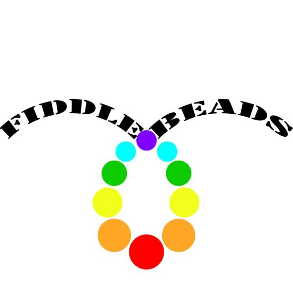 logo for fiddlebeads