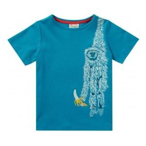 blue sloth_t-shirt