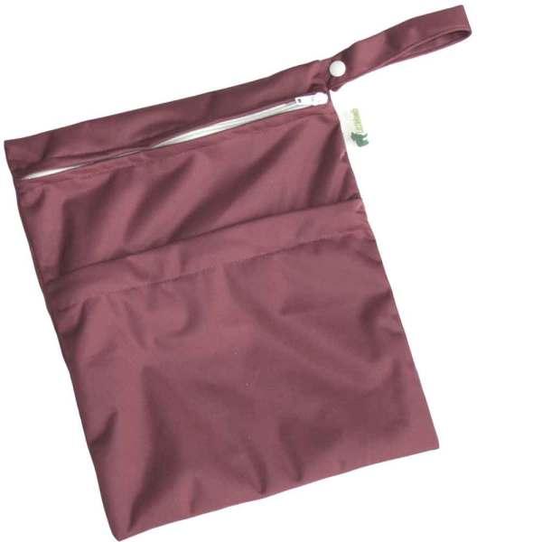 Aubergine-Medium-Double-Zipped-Wet-Bag
