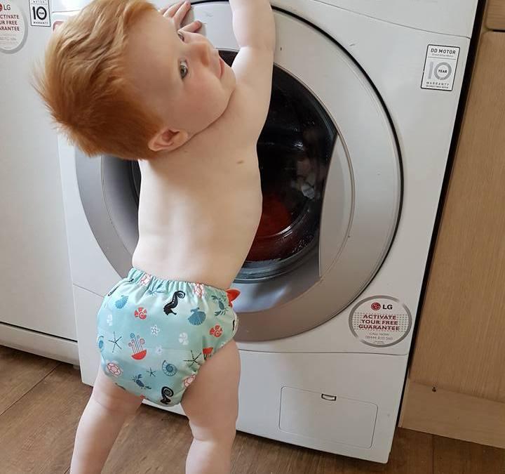 How do I wash cloth nappies?