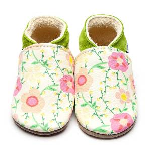 fleur-flower-pearl-leather-inchblue-baby-shoe