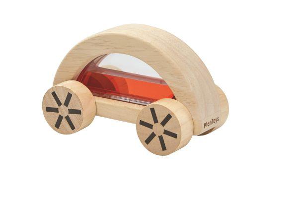 red block water car