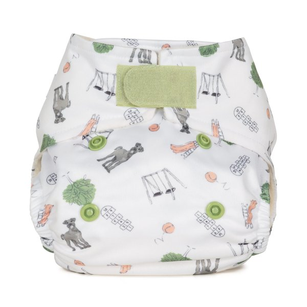 outdoor play baba and boo newborn