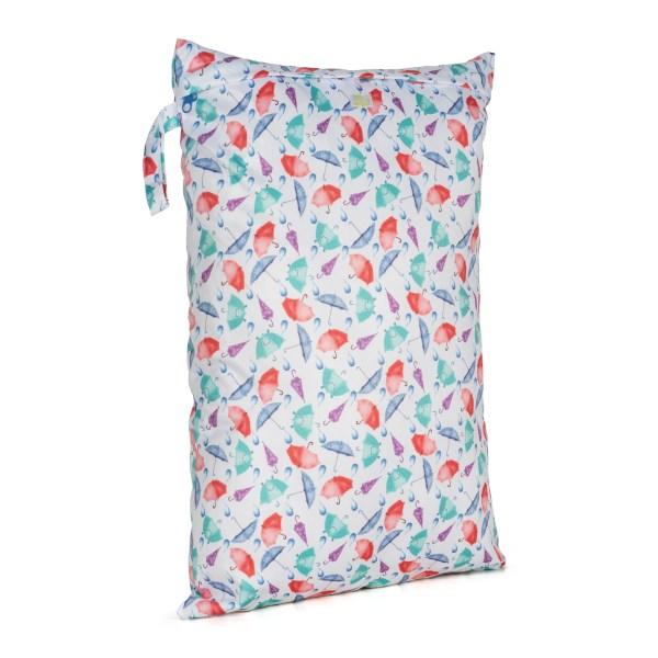 Baba+Boo Umbrellas Reusable Nappy Bag - Large