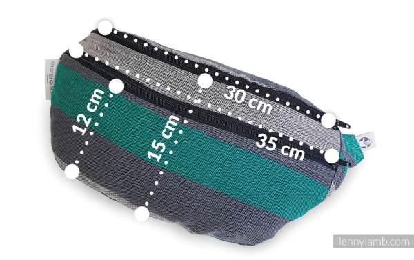 large waist bag measurements